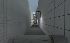 Rooftop corridor - City Map 1