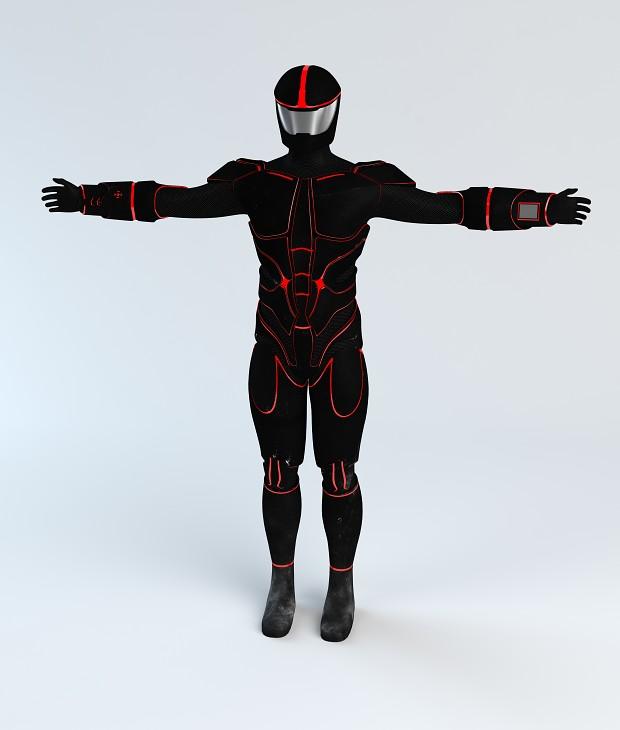 New Suit Model