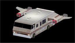 Mortice Tour Bus