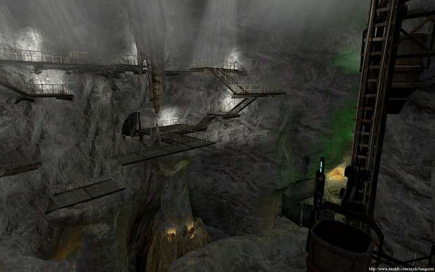 Antlion Cave Arena - sneak preview