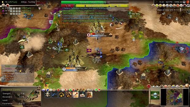 Dune Wars: Revival 1.10