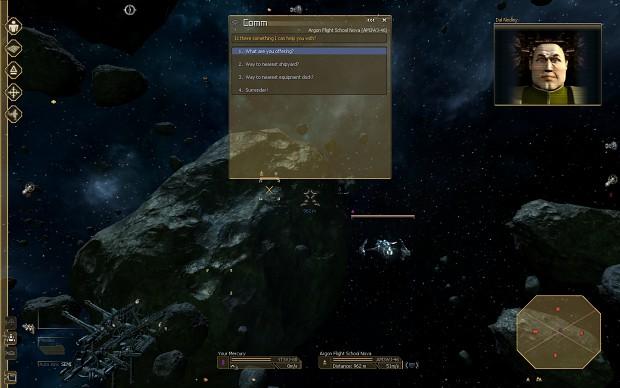 X-UNIVERSE HUD Gold