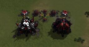 Cybran Power Gen & Cloakable Power Gen