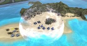 New anti-artillery shield graphics