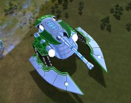 Aeon Experimental Seige Tank