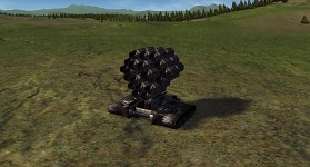 Hexatron: Tech 3 Mobile Missile Platform