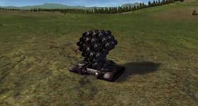 Hexatron: Tech 3 Mobile Missile Platform
