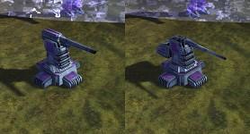UEF Tech 1 Artillery Redesign