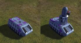UEF Mobile Tactical Missile Defence