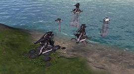 Waterlag water legs