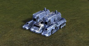 UEF Mobile Strategic Missile Defence