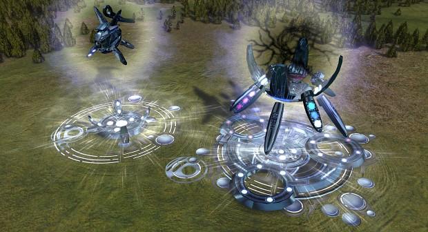 Seraphim Tech 3 Shield compared to the Experimental Shield
