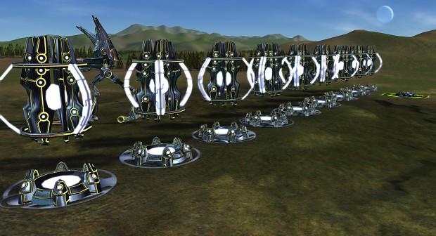 Seraphim tech 1 wind turbines