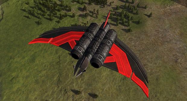 Reaper: Cybran Tech 2 Tactical Bomber