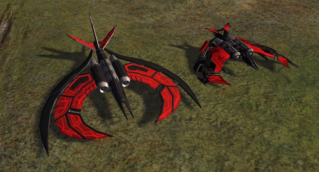 Sanguine Tyrant: Tech 3 Penetrator Bomber