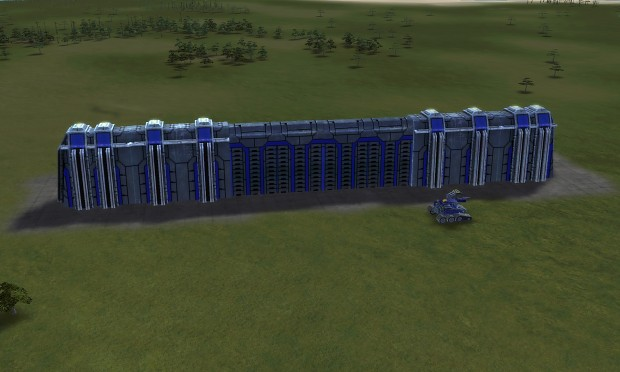 Slight re-texture for UEF T3 walls and gates