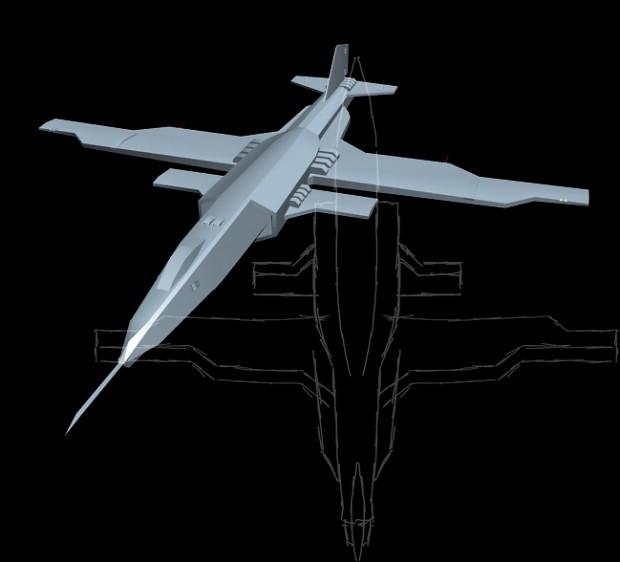 Albatross concept and model
