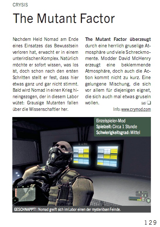 PC Games magazine Feature TMF!!