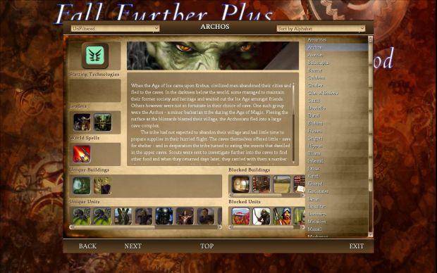 Fall Further Plus Screenshots