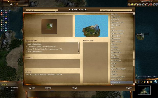 Rise from Erebus Screenshots