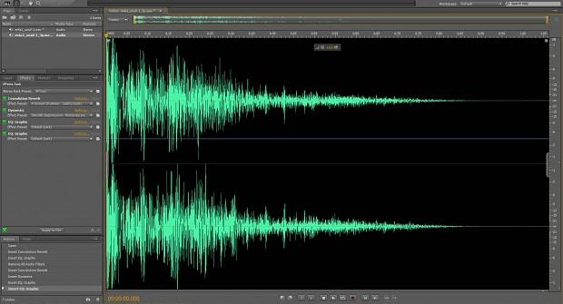 3P Sound Editing