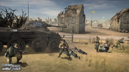 Cross of Iron Screenshot