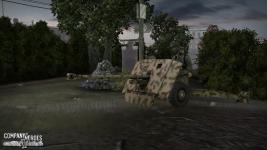 PaK 40 AT Gun