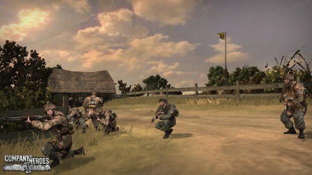 Fallschirmjager Squad