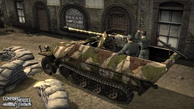 SdKfz 251/22 PaK40 HT