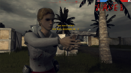 Female Character and New M1911 Texture