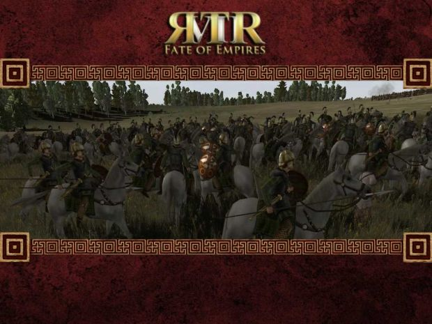 RTR VII: Fate of Empires Loading Screens
