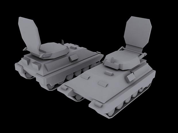 C&C Generals Evolution : Summer Update Stuff