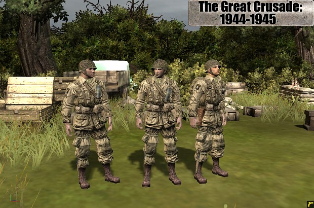 Preview Remade Infantry Skins