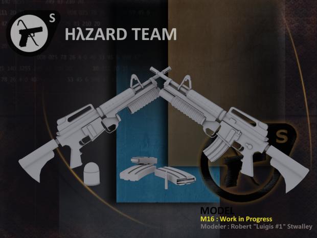 M16 - WIP