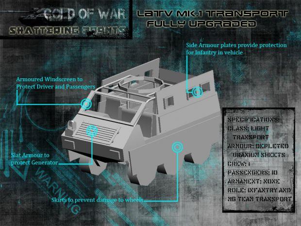 LATv Mk.1 Light Transport