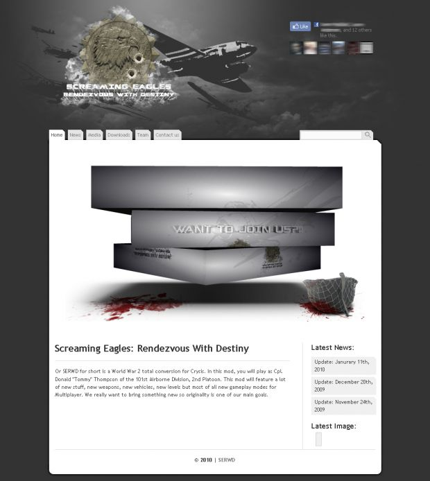 SERWD website Full