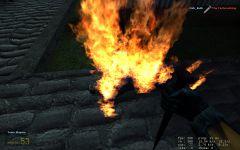 Firey Finish