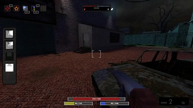 HUD Improvements