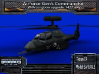 Airforce General'sCommanche Longbow Upgrade
