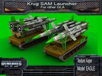 GLA Krug SAM Launcher
