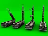 Elbrus SCUD Launcher