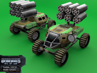 Rocket Buggy remake