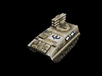 """Box"" ATGM launcher"