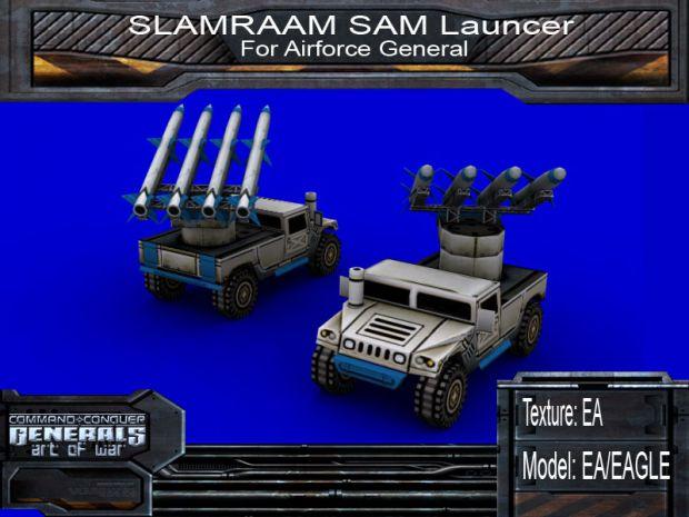 SLAMRAAM SAM Launcher