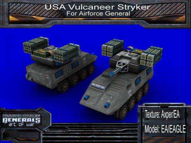 Vulcaneer Stryker