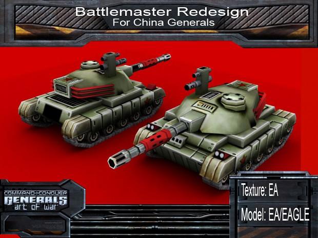 Battlemasters Redesign