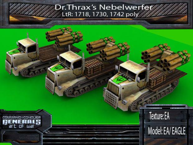 Dr.Thrax's Nebelwerfer Rocket Mortar