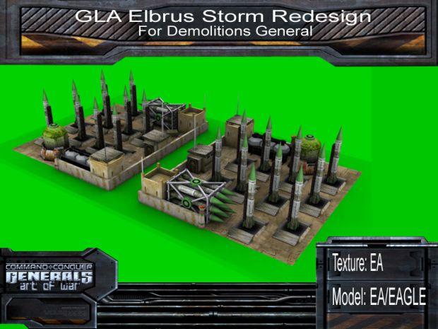 ELbrus Storm Redesign