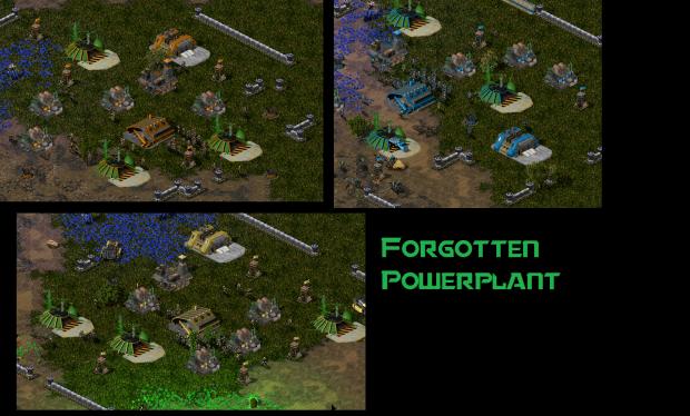 Forgotten Powerplant ingame