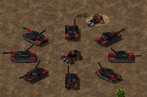 Nameless T3 Nod Tank